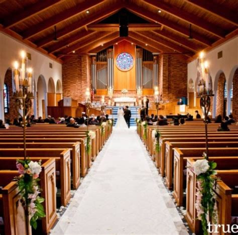 church decorating ideas church wedding decoration ideas archives weddings romantique