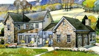 farmhouse plans southern living valley view farmhouse new south classics llc southern living house plans