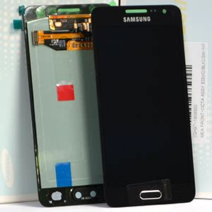 genuine samsung galaxy a3 sm a300 lcd and touchpad in