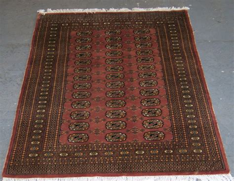 4 X 6 Tribal Bokara Rug Milwaukee Persian Rug Gallery Rug Gallery