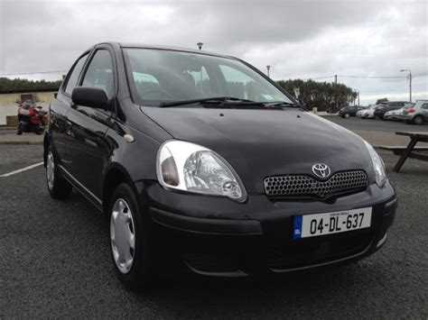 2004 Toyota Yaris 2004 Toyota Yaris For Sale In Swords Dublin From Eugene Lacy