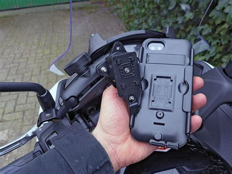 Motorrad Handy Halterung Harley by Handy Halterung Sw Motech Kradblatt