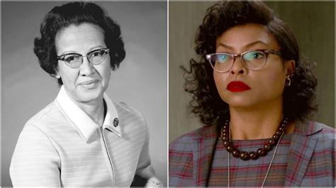 katherine johnson in movie 15 inspiring women and the actresses who played them on