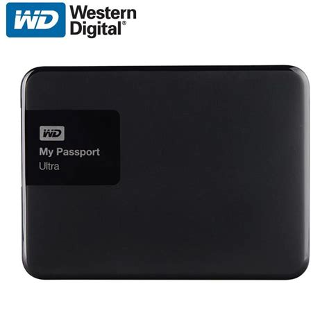 Hardisk Wd Ultra 1 wd my passport ultra external drive disk hd 1tb high capacity sata usb 3 0 storage device
