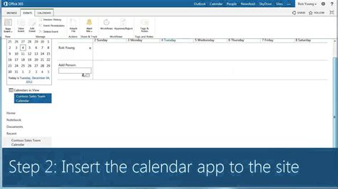 sharepoint calendar workflow create a calendar in sharepoint 2013 epc