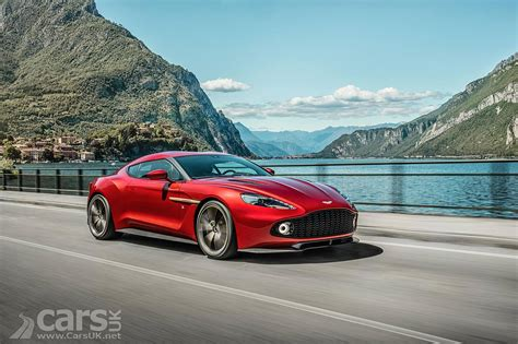 Aston Martin Vanquish Zagato Photos   Cars UK
