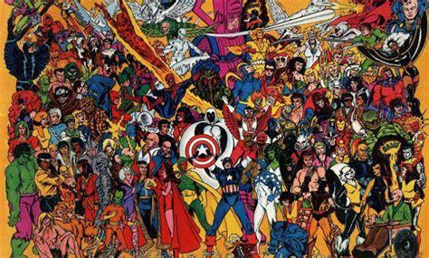 imagenes universo marvel breve gu 237 a para comprender los universos de marvel vix