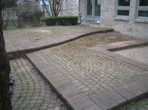 Raised Paver Patio Cost Brick Pavers Canton Plymouth Northville Novi Michigan Repair Cleaning Sealing