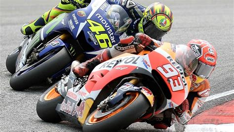 Mgp Marquez 15 Tx 15 overtakes and a controversial crash in epic v marquez battle bt sport