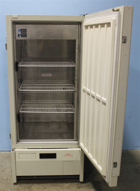Chest Freezer Sanyo refurbished sanyo mdf u442 40 biomedical freezer