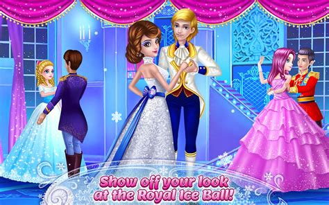 Coco Ice Princess Programu Za Android Kwenye Google Play Princess Coloring Games L