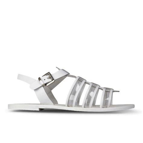 Kickers Boots White Sol sol sana s dolly leather sandals white free uk