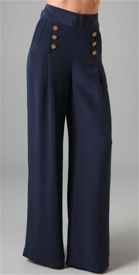 linen yoga pants pattern the wide leg linen trousers inspiration cloth habit