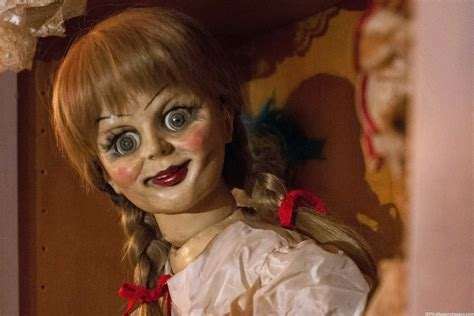 annabelle doll pictures review annabelle talking evilbean
