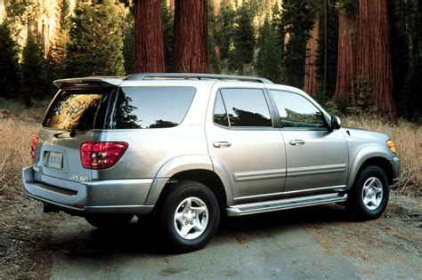 best car repair manuals 2012 toyota sequoia spare parts catalogs 2001 07 toyota sequoia consumer guide auto
