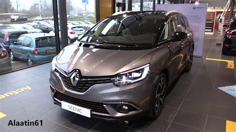renault grand scenic 2017 interior renault grand scenic 2017 in depth review interior