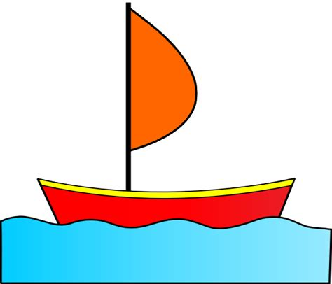 clipart boat on water boat clip art at clker vector clip art online