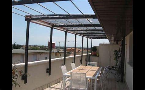 copertura terrazzo in ferro stunning copertura terrazzo in ferro pictures design