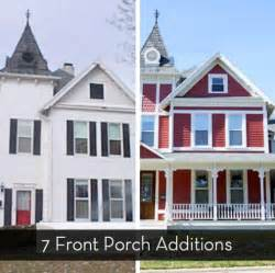 Ikea Desk Add On Before And After 7 Sensational Front Porch Additions Curbly