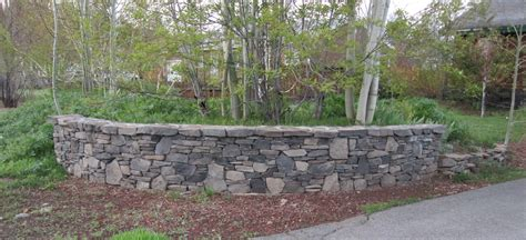 Garden Wall by Garden Walls Steve Neft Construction