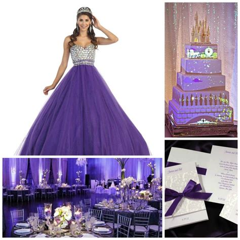 quinceanera princess theme decorations best 25 purple quinceanera dresses ideas that you will