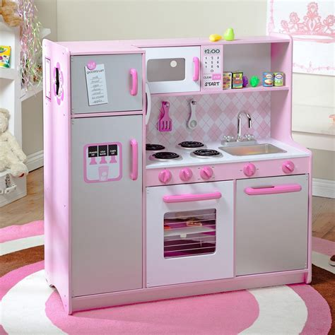 Play Kitchen by Diy Play Kitchen With Look And Affordable Price