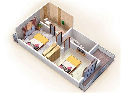 500 Sq Ft House Plans floor plan you first international blue city at kasara