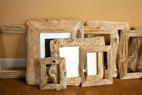 idee per cornici 1000 idee su cornici di legno per foto su