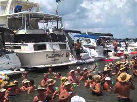 freedom boat club jacksonville fl costs boat raft up with the freedom boat club youtube