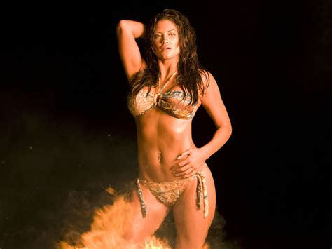 A Look At Wwe Diva Eve Torres