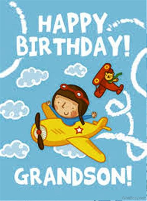 Happy Birthday Wishes To My Grandson 45 Birthday Wishes For Grandson