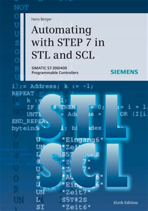 wiley automating with step 7 in stl and scl simatic s7