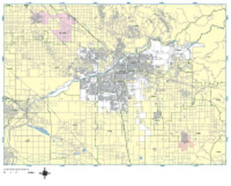 zip code map bakersfield ca bakersfield digital vector maps download editable