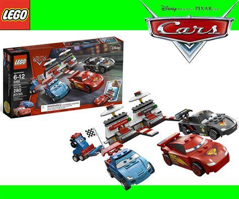 Schnellstes Lego Auto Der Welt by Neu Lego Pixar Disney Cars 9485 Gro 223 Es Wettrennen Ultimate