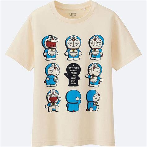 T Shirt Doraemon 11 doraemon sleeve graphic t shirt uniqlo us