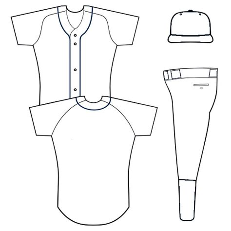 blank baseball uniform template flickr photo sharing