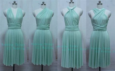 mint green infinity dress mint green infinity bridesmaid dress infinity by