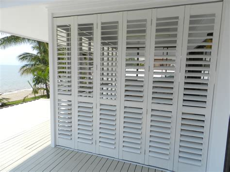 Kitchen Blinds And Shades Ideas shutter enclosures aluminum shutter panels houston the