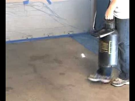 Etch Garage Floor by 25 Best Ideas About Acid Etching Concrete On