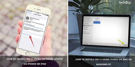 install ios 711 update on your iphone ipad or ipod touch how to install ios 11 on your iphone ipad