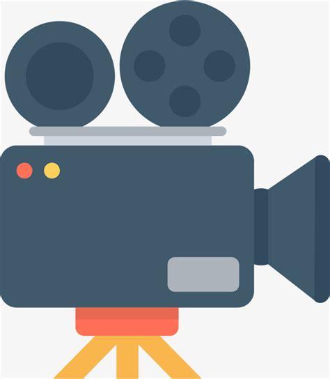 camara digital de video camara de video hd en vivo dibujos animados icono digital