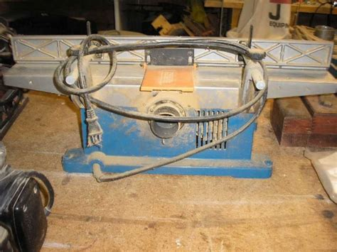 bench top jointer planer ryobi 6 1 8 quot variable speed bench top jointer planer model