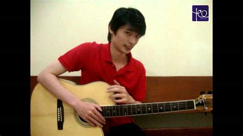 belajar kunci gitar akustik youtube akustik gitar belajar lagu ayah peterpan feat candil