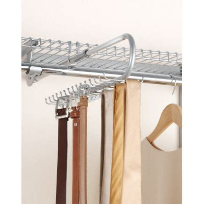 Rubbermaid Tie And Belt Rack by Rubbermaid Tie And Belt Organizer The Home Depot Canada