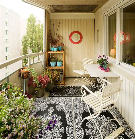 balcony design ideas making nice lounge place or sitting area on balcony 30