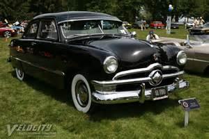 1950 Ford Sedan Picture Of 1950 Ford Custom Deluxe 2d Sedan