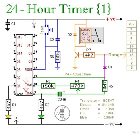 schematic symbols timer schematic get free image about