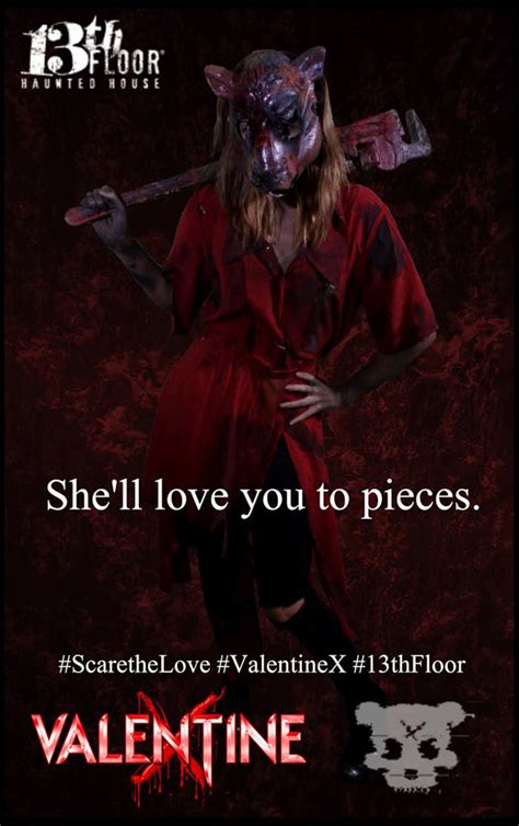 13th floor valentines day the thrills horror falls in with valentine s