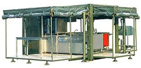 cucina da co militare carra logistics mezzi mobili cali