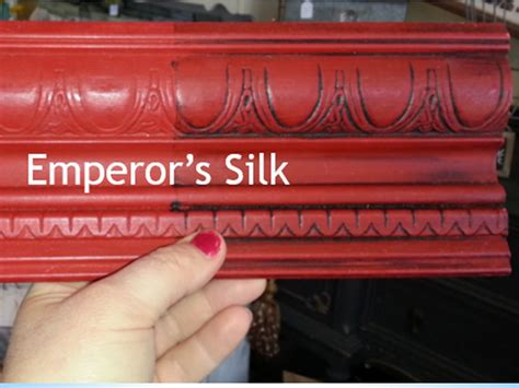 Annie Sloan Chalk Paint For Kitchen Cabinets emperor s silk chalk paint 174 tell me all about it and